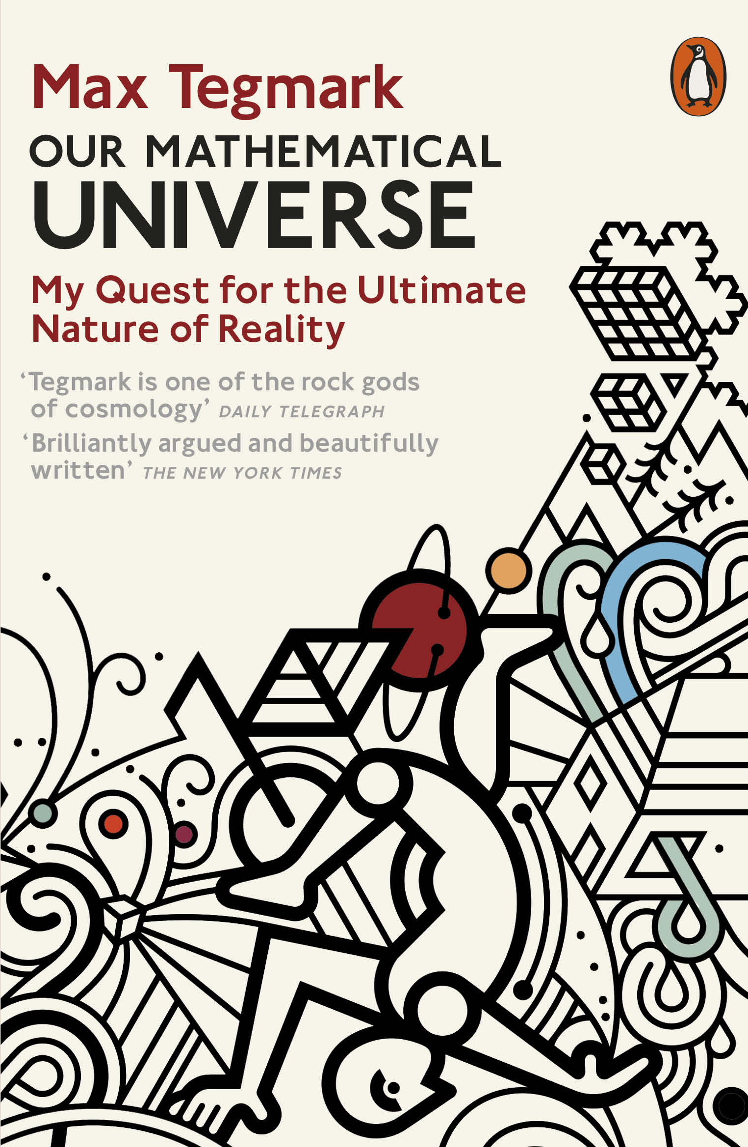MATHEMATICAL UNIVERSE THE by TEGMARK   MAX, ISBN: 9780241954638
