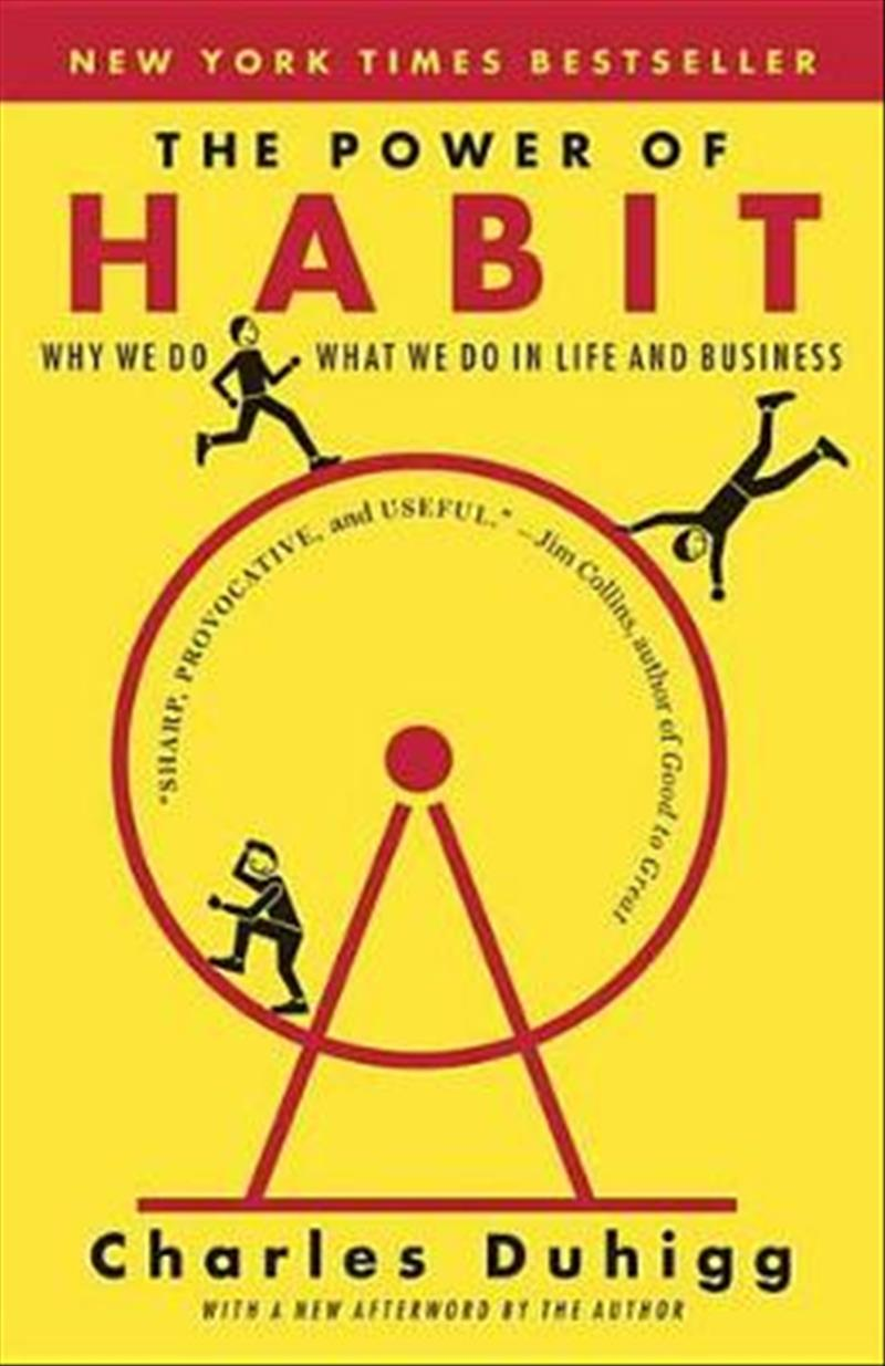 The Power of Habit by Charles Duhigg, ISBN: 9780812981605