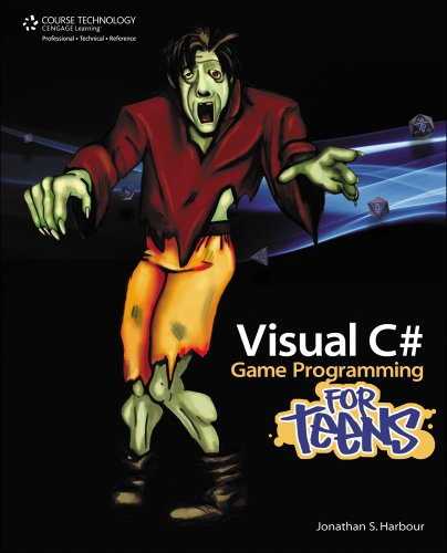Visual C# Game Programming for Teens by Jonathan S. Harbour, ISBN: 9781435458482