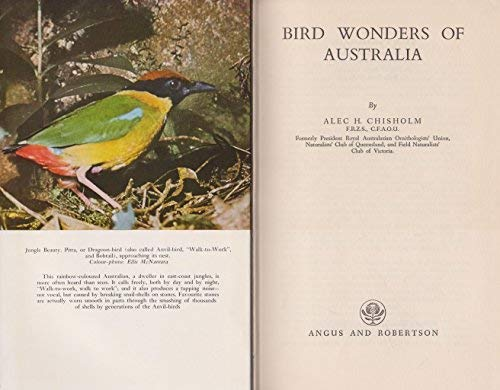 Bird Wonders of Australia