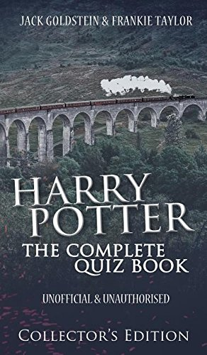 Harry Potter - The Complete Quiz BookCollector's Edition