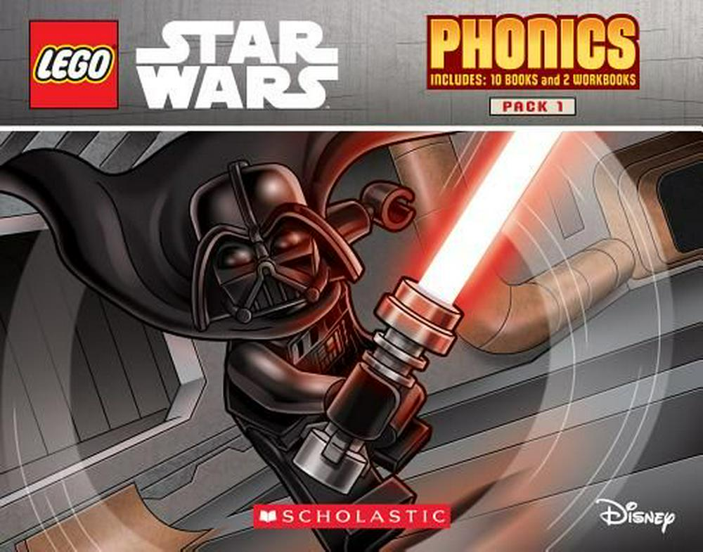 Phonics Boxed Set (Lego Star Wars)Lego Star Wars