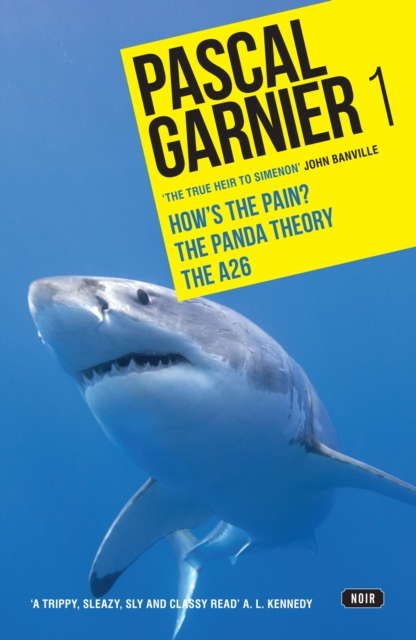 Pascal Garnier 1: The A26, How's the Pain, the Panda Theory (Garnier Noirs)