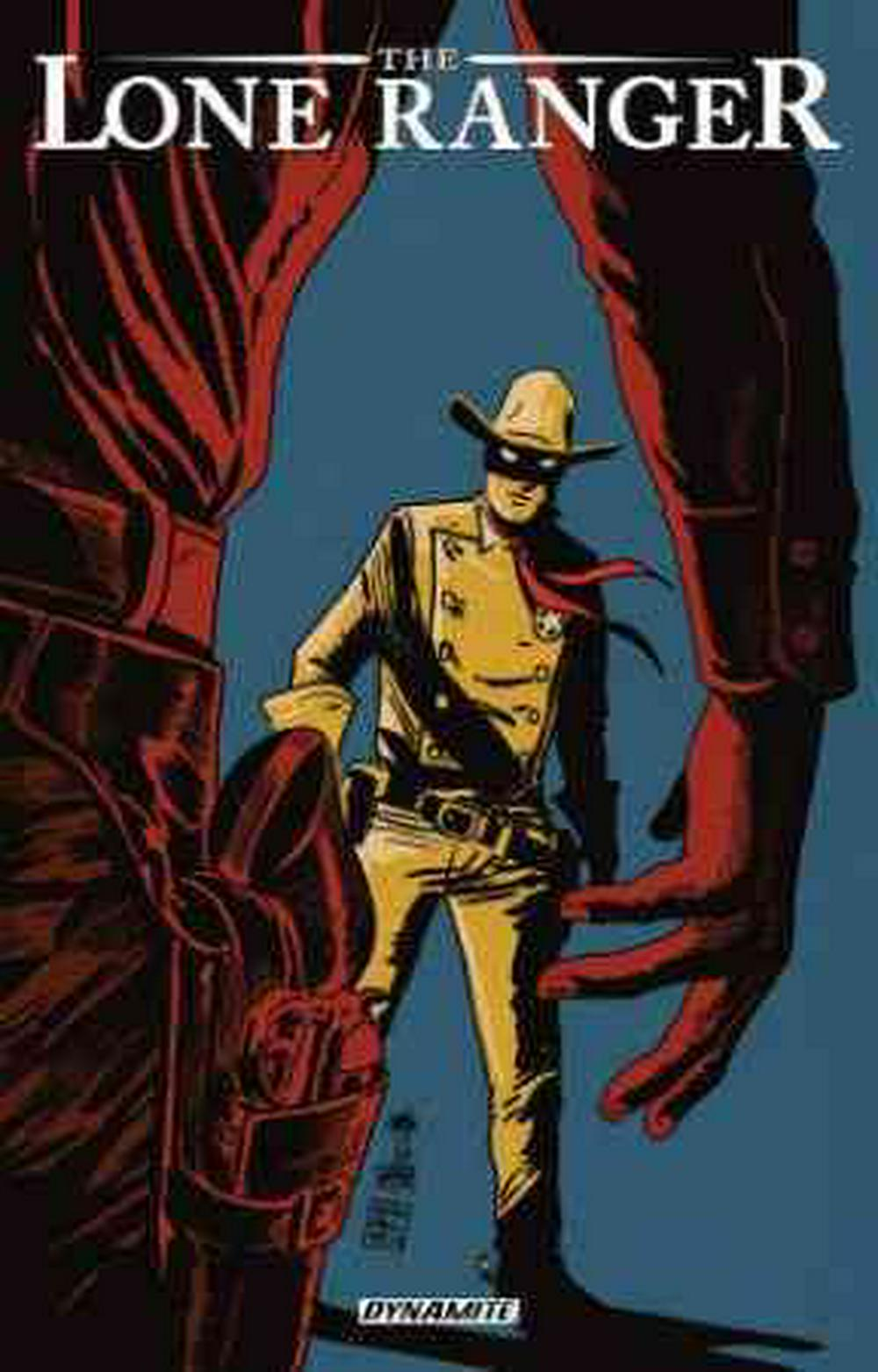 The Lone Ranger Volume 8 TP