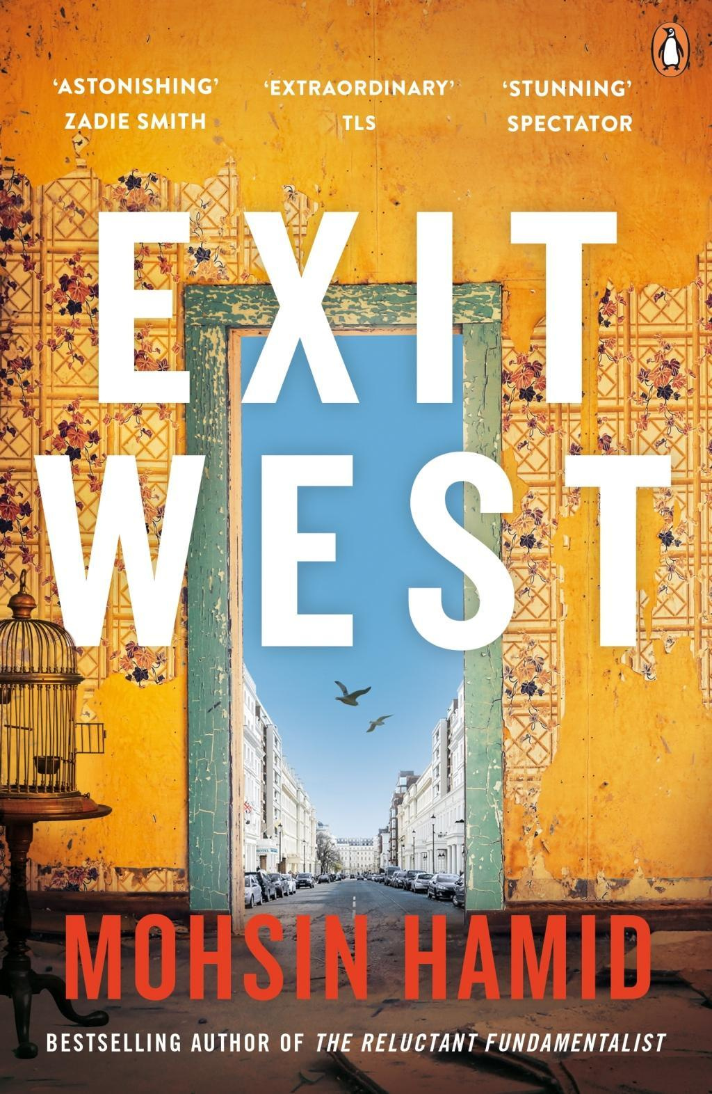 Exit West by Mohsin Hamid, ISBN: 9780241979068