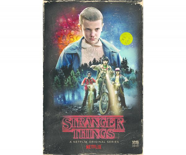 Booko: Comparing prices for Stranger Things Season 1 4-disc DVD