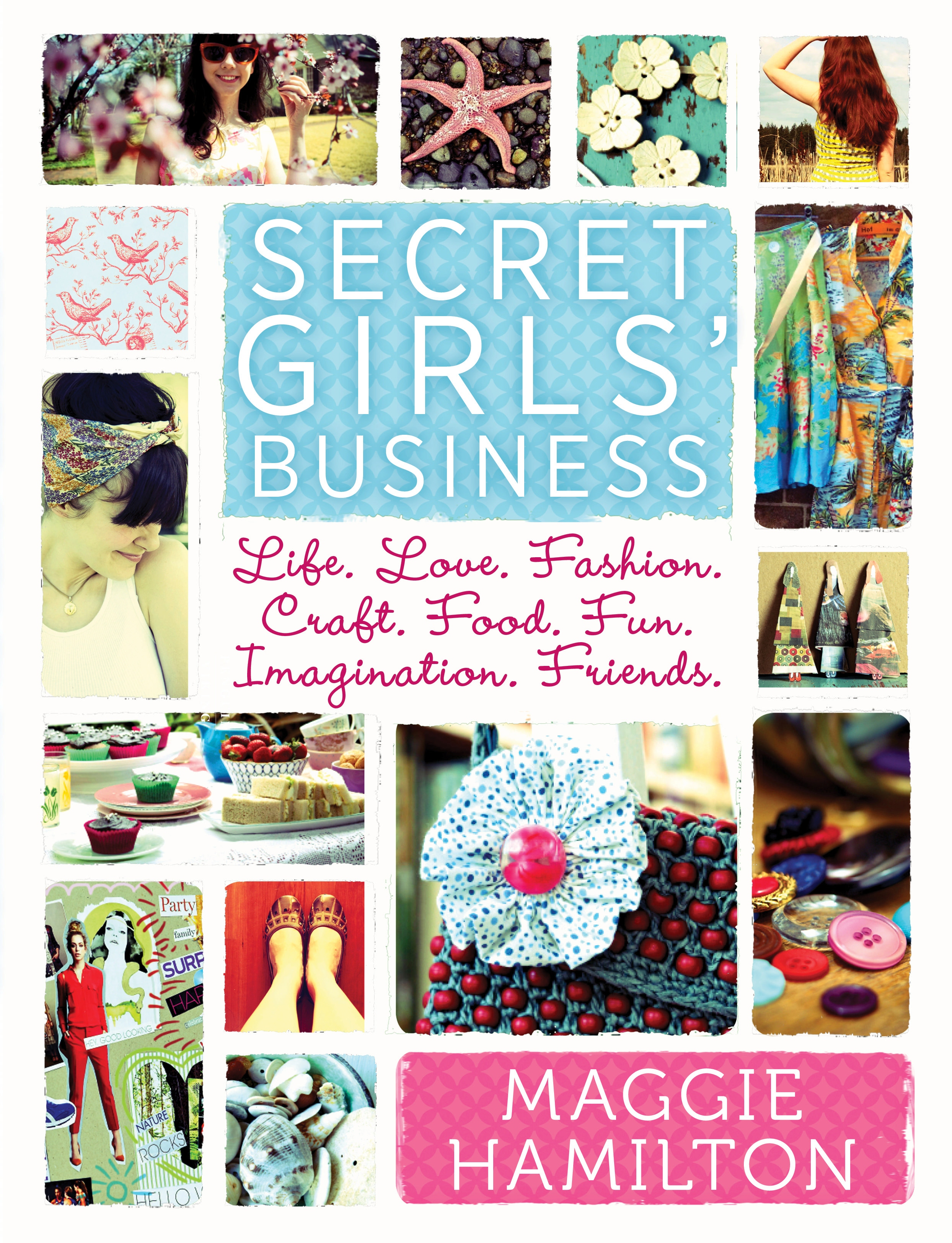 Secret Girls' Business by Maggie Hamilton, ISBN: 9780670076772
