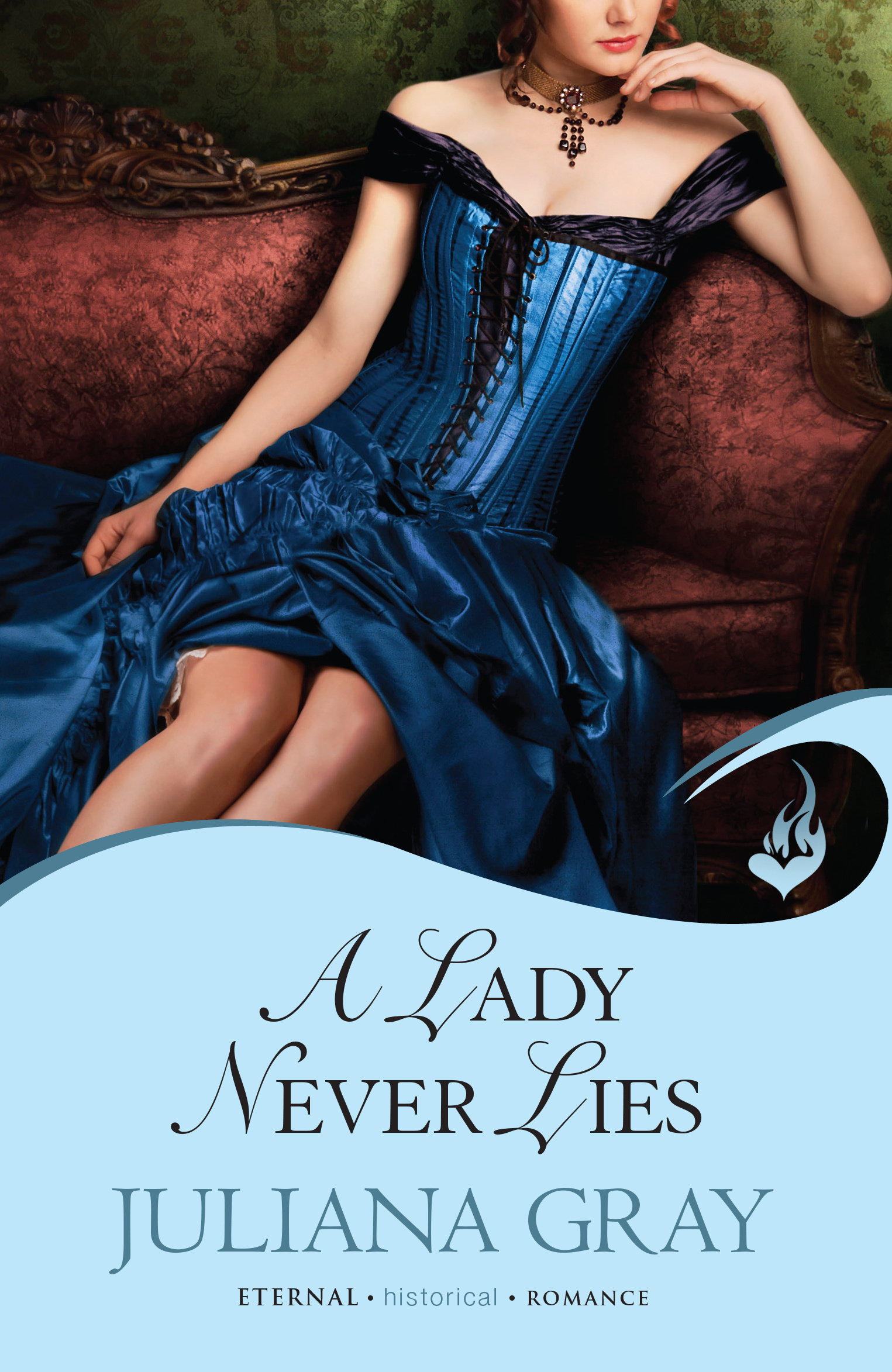 A Lady Never Lies: Affairs By Moonlight Book 1