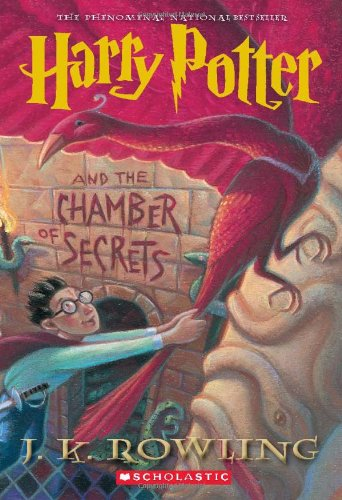 Harry Potter and the Chamber of Secrets by J. K. Rowling, ISBN: 9785353003090