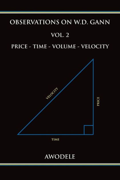 Observations on W.D. Gann Vol. 2: Price - Time - Volume - Velocity: Volume 2