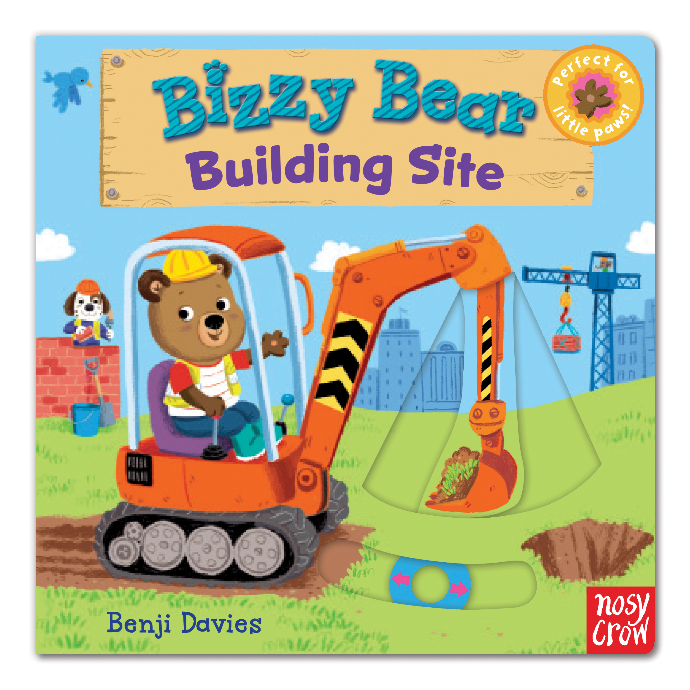 Building Site (Bizzy Bear)