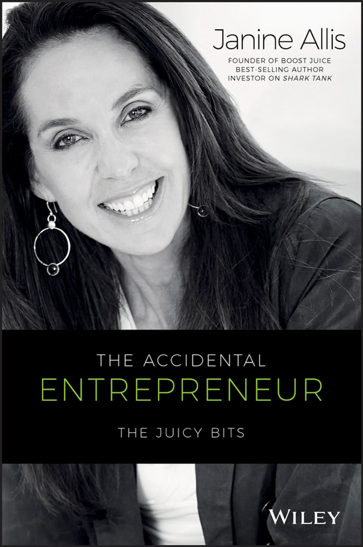 The Accidental Entrepeneur: The Juicy Bits