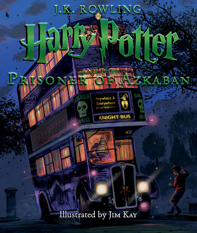 Harry Potter and the Prisoner of Azkaban by J. K. Rowling, ISBN: 9780545791342
