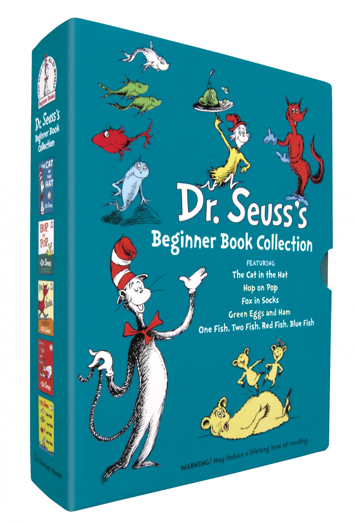 Dr. Seuss's Beginner Book Collection by Dr Seuss, ISBN: 9780375851568