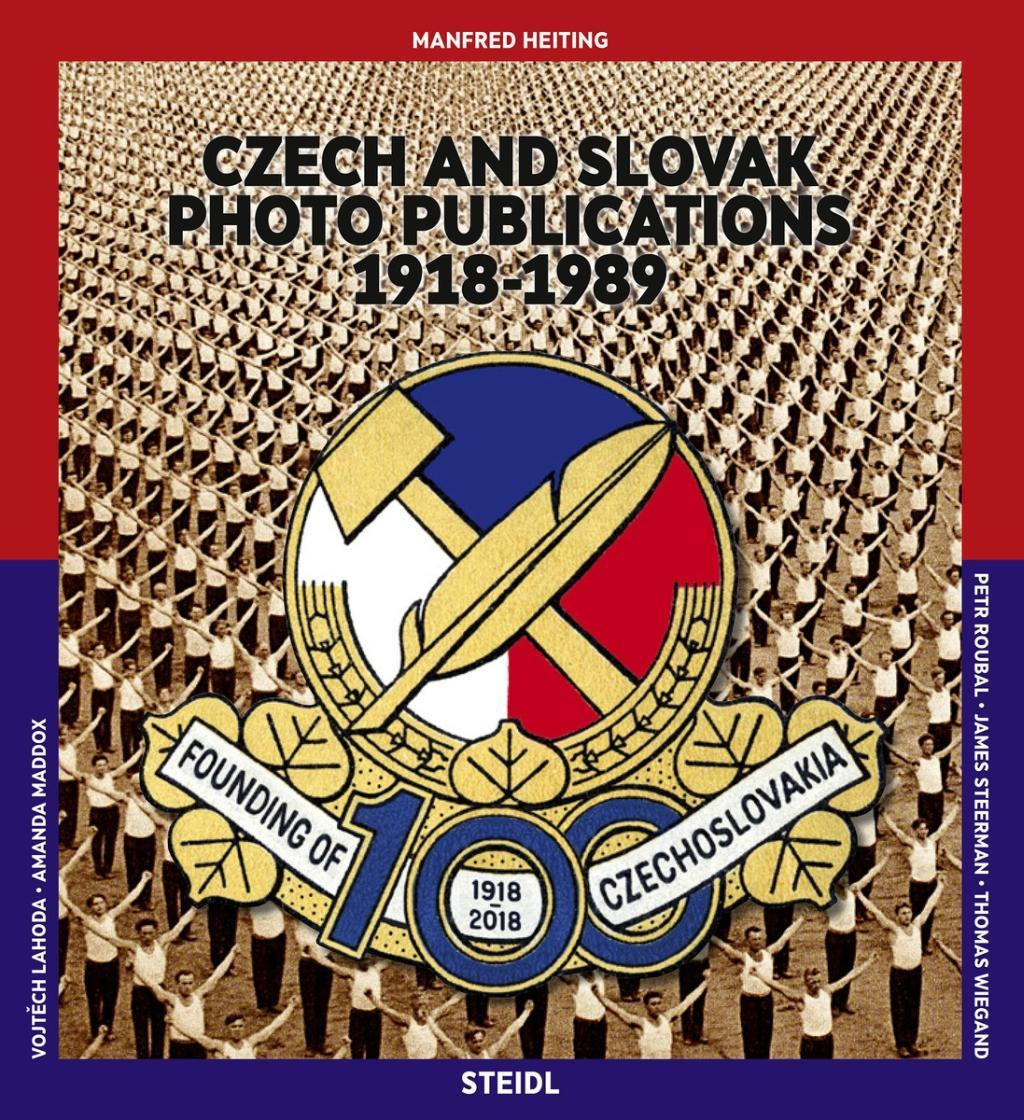 Czech and Slovak Photo Publications1918-1989