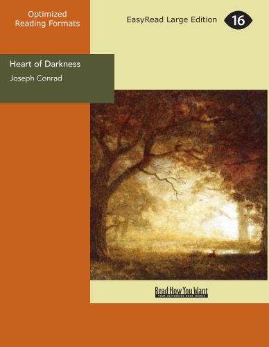 the uncivilized in heart of darkness a book by joseph conrad The novel heart of darkness by joseph conrad is not a critique of european colonialism and imperialism in the their enlightened ways to the uncivilized.