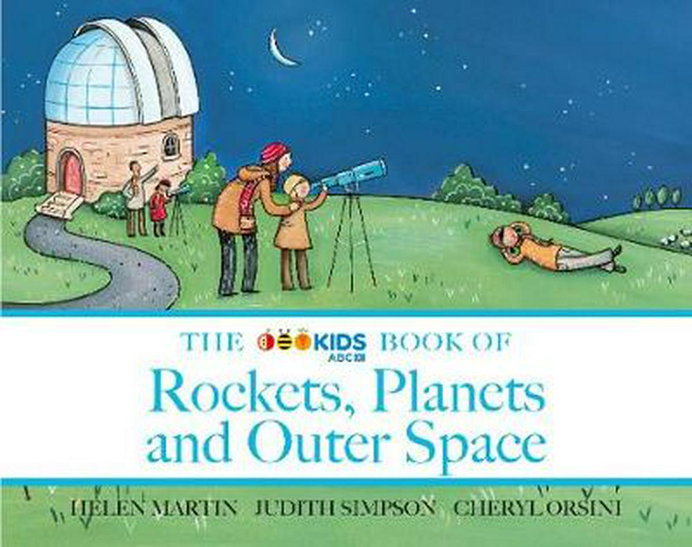 The ABC Book of Rockets, Planets and Outer SpaceThe ABC Book Of ...