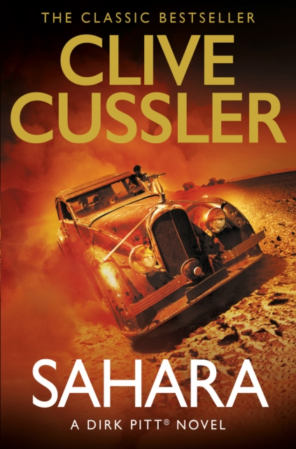 Sahara by Clive Cussler, ISBN: 9780008216658