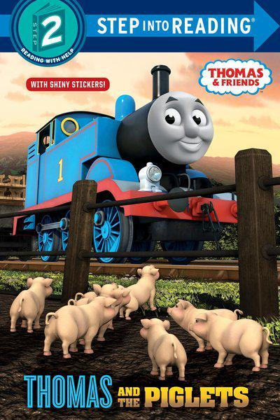 Thomas and the Piglets (Thomas & Friends)Thomas & Friends (Step Into Reading)