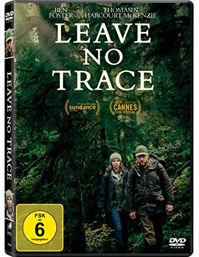 Leave no trace, 1 DVD