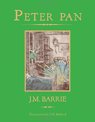Peter Pan (Knickerbocker Classics)