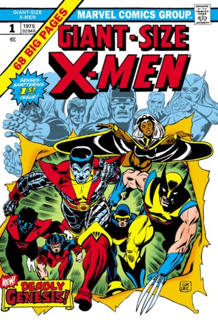 The Uncanny X-men Omnibus 2 by Chris Claremont, ISBN: 9781302900830