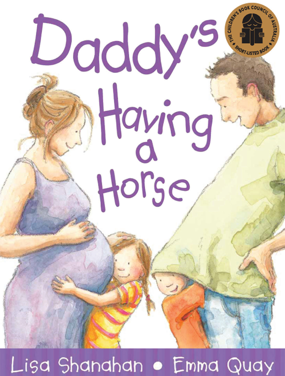 Daddy's Having a Horse