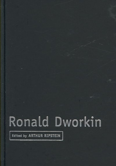 Prices for ronald dworkin by arthur ripstein
