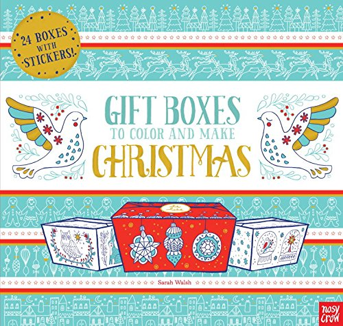 Gift Boxes to Decorate and MakeChristmas