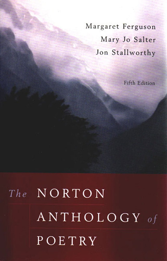 The Norton Anthology of Poetry by Margaret Ferguson, ISBN: 9780393979206