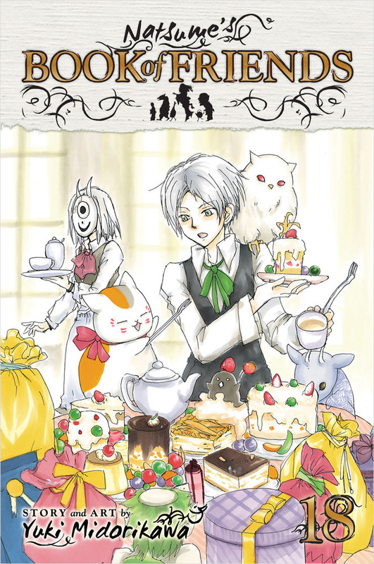 Natsume's Book of Friends, Vol. 18
