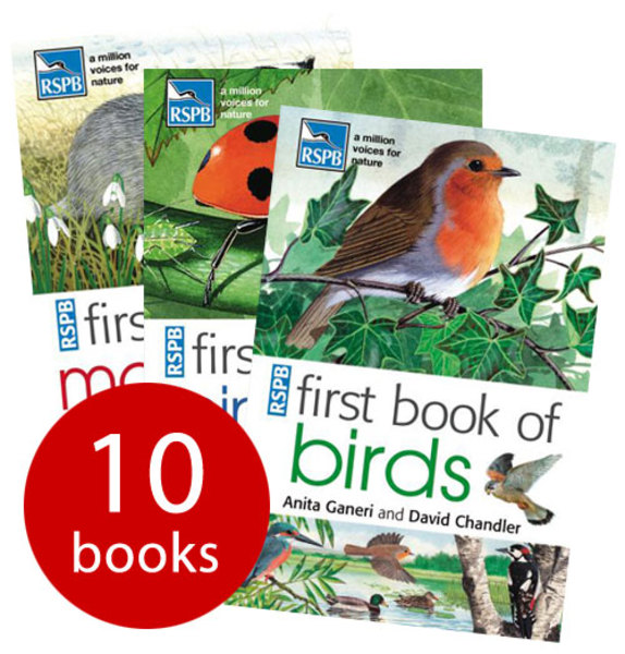 Rspb 10 First Collect Book People