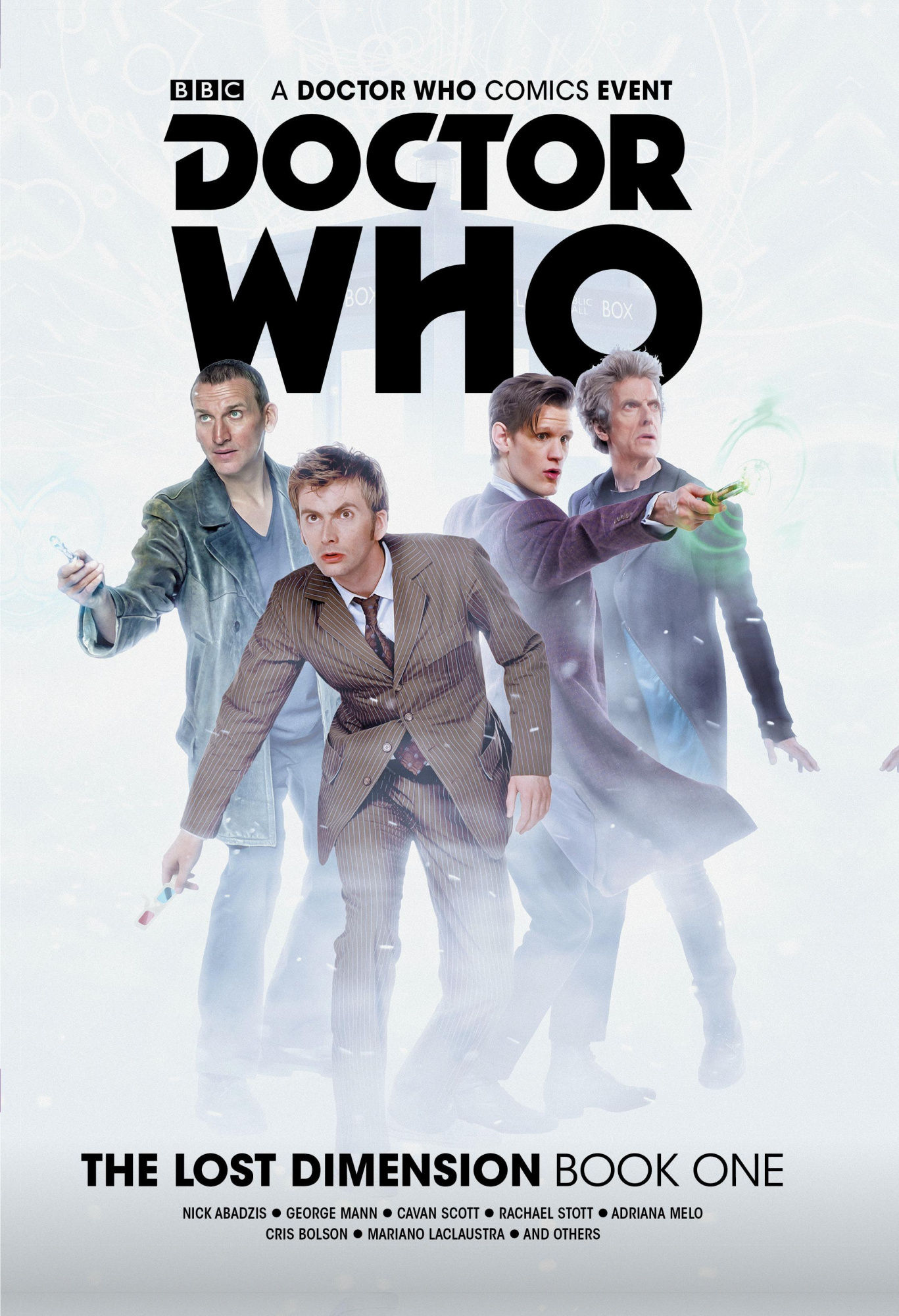 Doctor Who: The Lost Dimension Volume 1 by Nick Abadzis, ISBN: 9781785863462