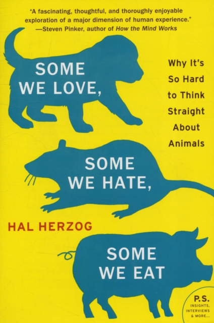 the interrelationship between humans and animals in animals like us by hal herzog Animal behaviorist and anthrozoologist herzog (psychology, western carolina univ) combines his personal ethical and moral views with scientific research and real-life anecdotes to create this fascinating, thought-provoking book on the conflicting relationships between humans and animals.