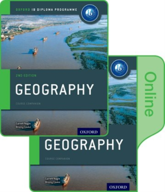 IB Geography Print and Online Course Book Pack Oxford IB Diploma ProgrammeOxford IB Diploma Programme