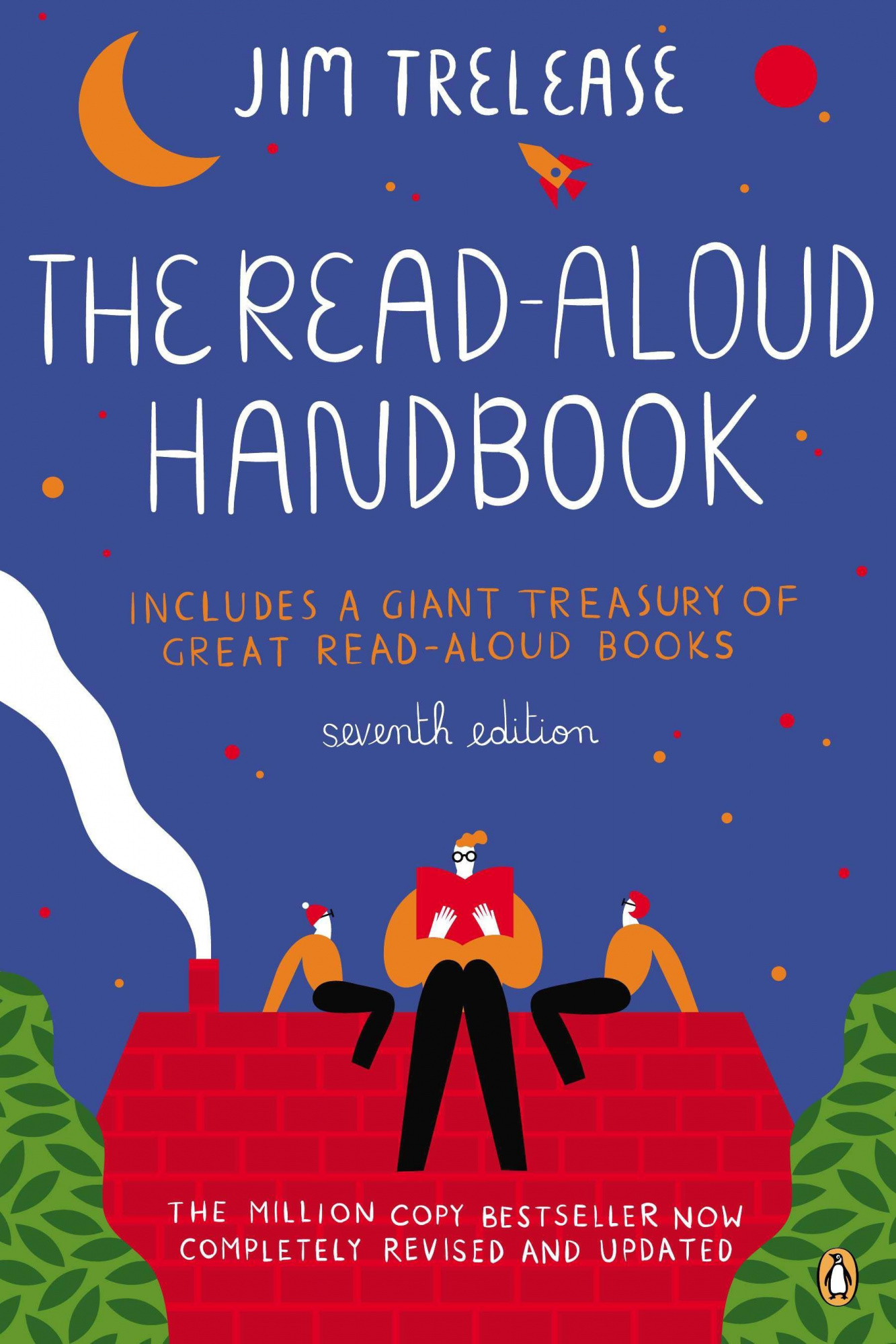 The Read-Aloud Handbook by Jim Trelease, ISBN: 9780143121602