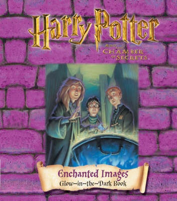 Harry Potter and the Chamber of Secrets: Enchanted Images Glow in the Dark Book by J.K. Rowling, ISBN: 9780563532590