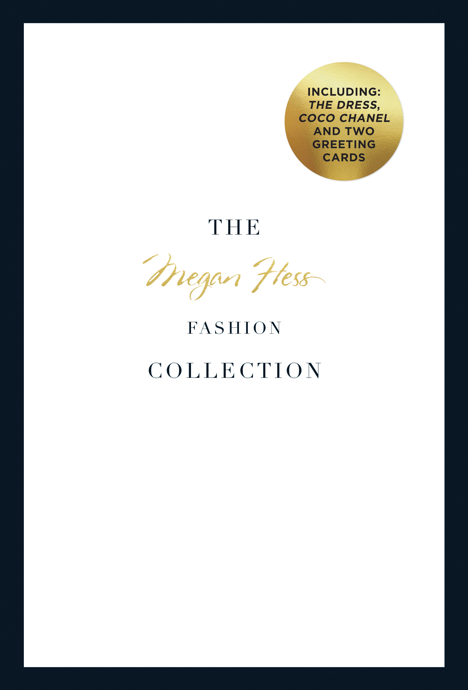 The Megan Hess Fashion Collection