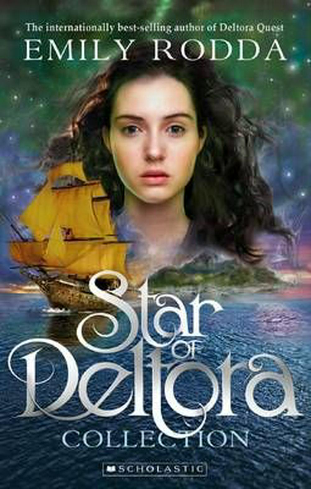 Star of Deltora 1-4 Slipcase