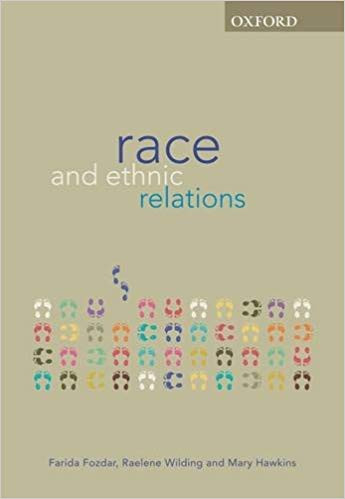 Race and Ethnic Relations by Farida Fozdar, ISBN: 9780195560503
