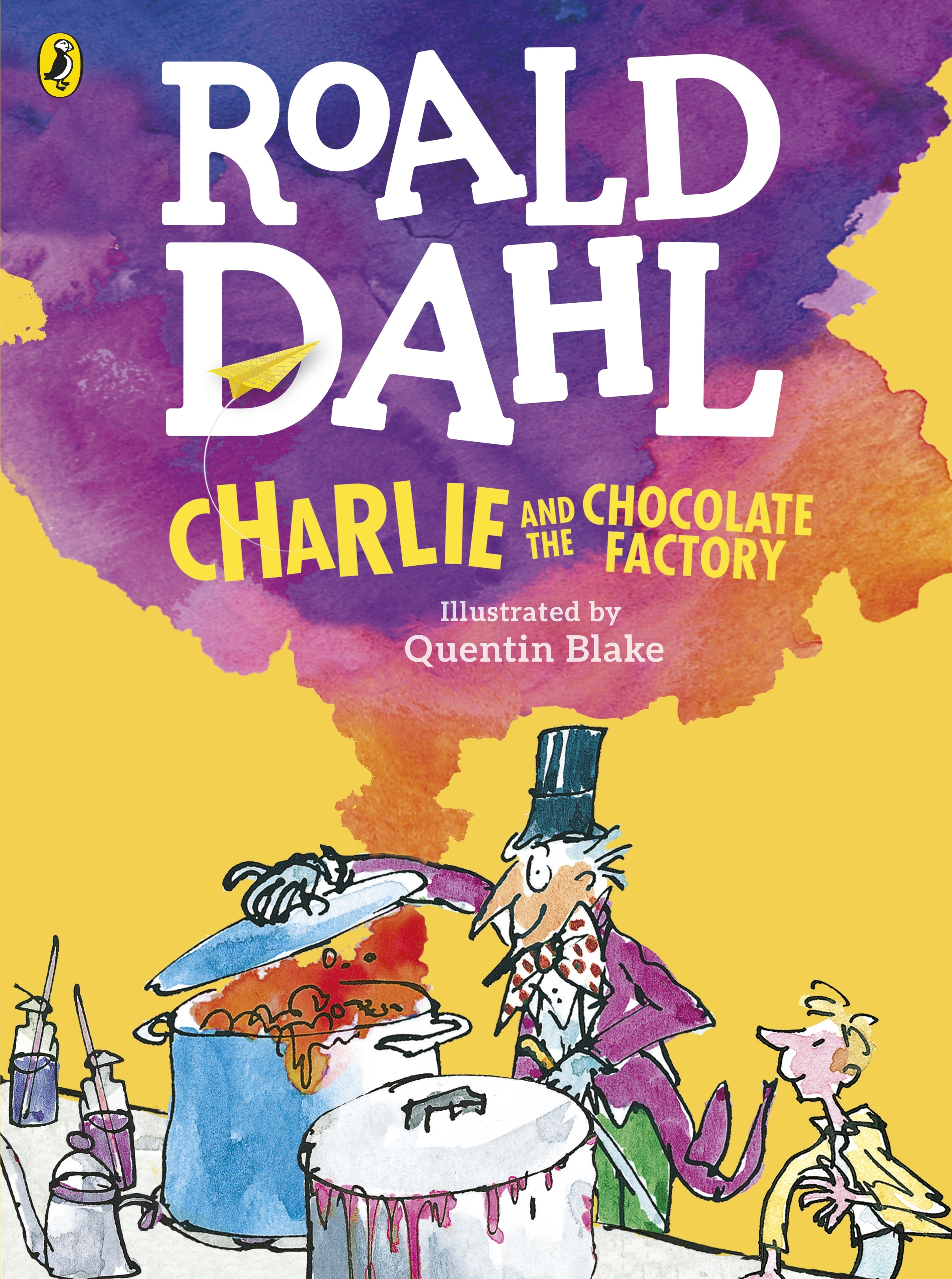 Charlie and the Chocolate Factory by Roald Dahl, ISBN: 9780141369372