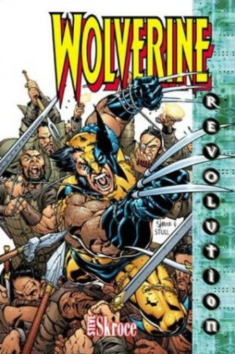 Wolverine: Blood Debt