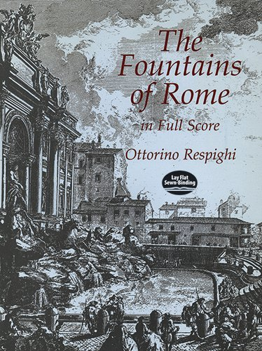 The Fountains of Rome Full Score