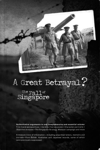 britain and australia the fall of singapore and the great betrayal in 1942 and onwards A short summary of the australian concription issue during wwii, as well as an outline of the major battles australians fought in during the war.