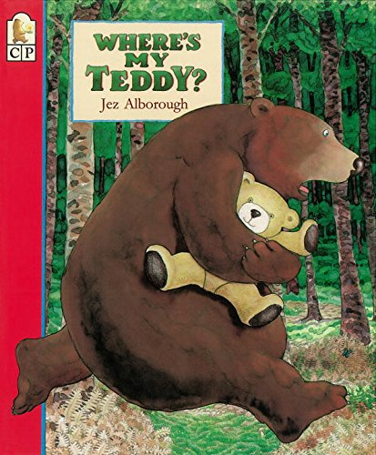 Where's My Teddy? (Candlewick)