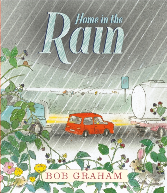 Home in the Rain by Bob Graham, ISBN: 9781406368239