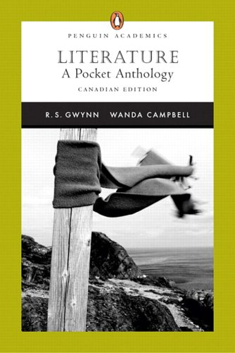 Literature: A Pocket Anthology, Canadian Edition