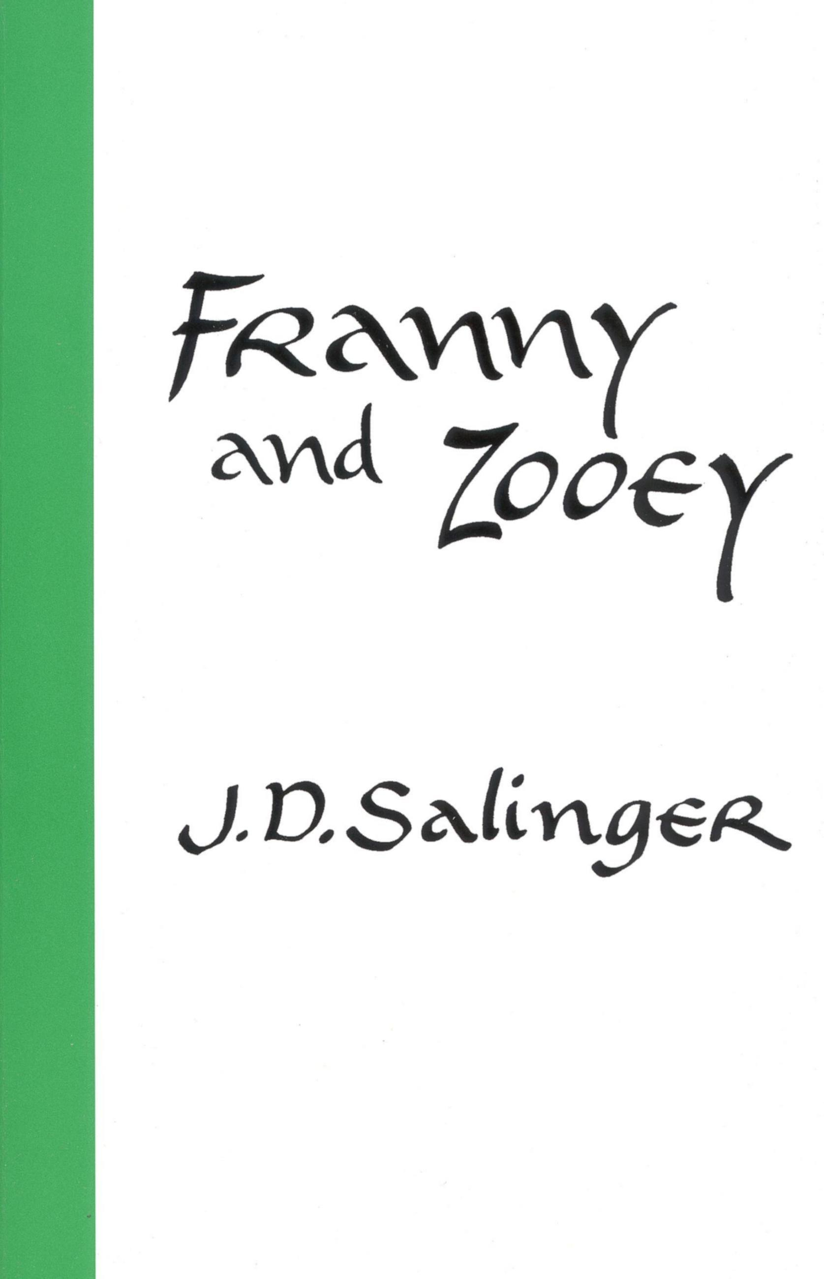 franny and zooey essay questions