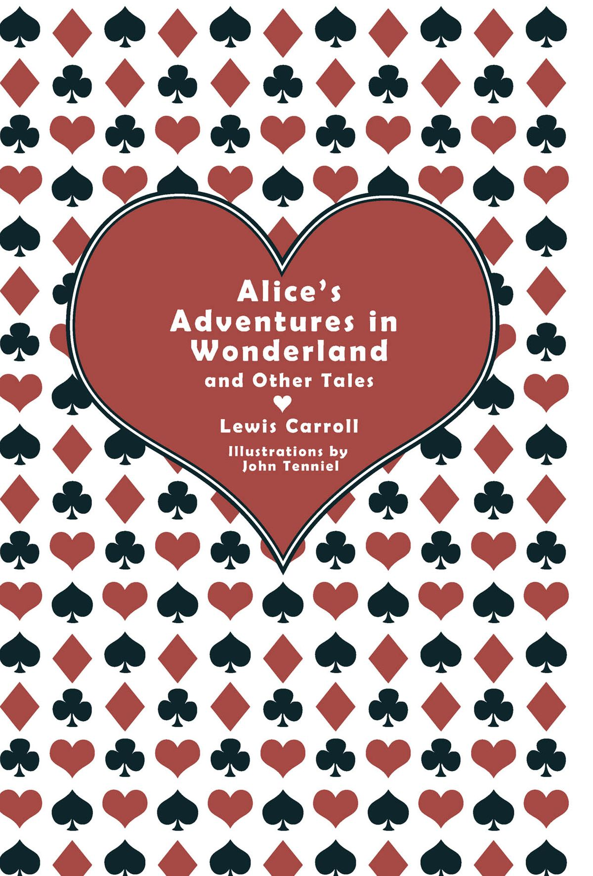 Alice's Adventures in Wonderland and the Complete Writings of Lewis Carroll (Knickerbocker Classics)