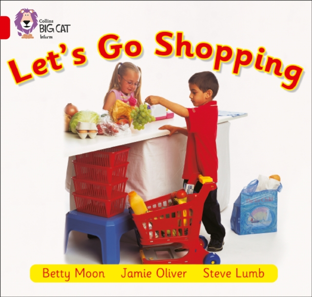 Let's Go Shopping: Band 02b/Red B by Betty Moon, ISBN: 9780007185672
